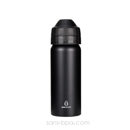 Gourde isotherme anti-fuite 500ml MESSENGER