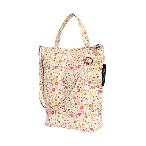 Sac besace coton Bio - BLOOM