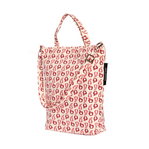 Sac besace coton Bio - FRUITS