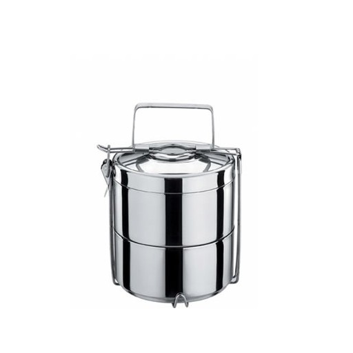 Tiffin isotherme inox 2 étages