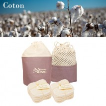 Kit Eco Belle Coton Bio - Filet
