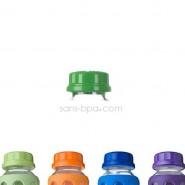 Capuchon 120-250 ml Vert foncé