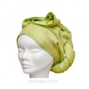 Serviette à cheveux Bambou GREEN