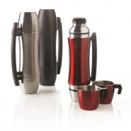 Bouteille isotherme Wave Grip - Inox