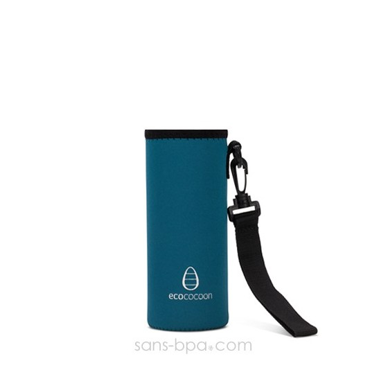Housse de protection isotherme 600ml TEAL