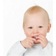 Brosse à dents & anneau de dentition Brush Baby