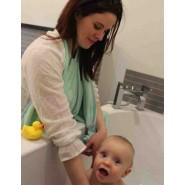 Serviette & tablier de bain - CLOSE