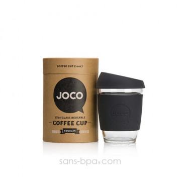 Joco Cup tasse verre 340ml - Black