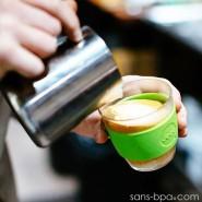 Joco Cup tasse à emporter en verre - Vintage