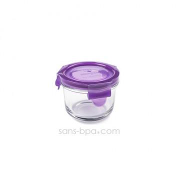 Contenant verre Wean Bowl 165ml - Raisin