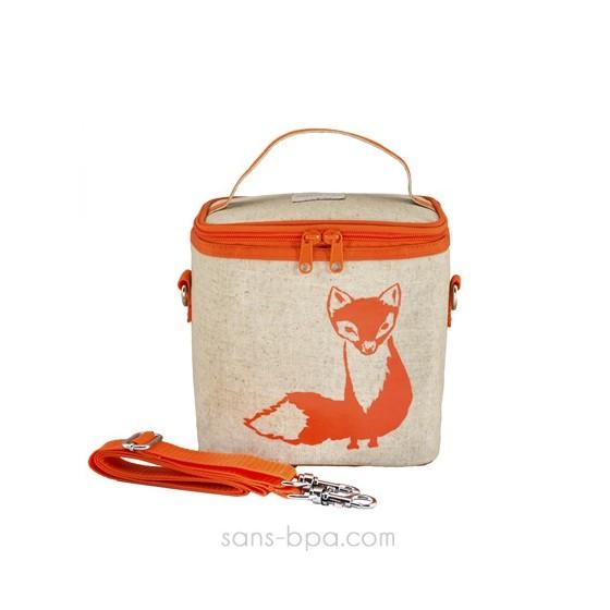 Cooler Bag OISEAUX ROSE
