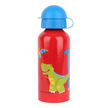 Gourde inox 400 ml - Dino folie