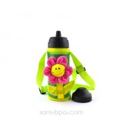 Porte-gourde Kids - Fleur