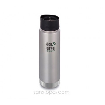 Gourde isotherme WI 592 ml SILVER