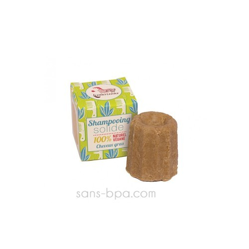 Shampooing solide Cheveux Gras 55g