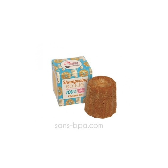 Shampooing solide Cheveux Secs 55g