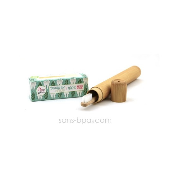 Pack Dentifrice solide Lamazuna