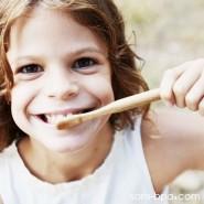 Brosse à dents bambou - Modèle Kids - Jolie Ronde