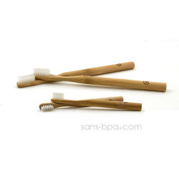 Pack famille - Brosses à dents souples & Kids