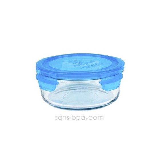 Contenant verre Meal Bowl 660 ml - Green