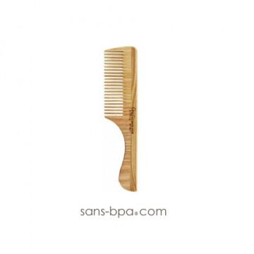 Peigne à manche - dents serrées