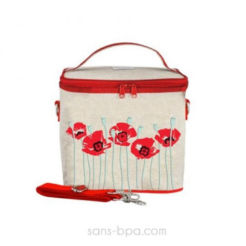 Cooler Bag XL COQUELICOT