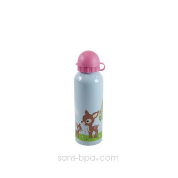 Gourde inox 500 ml - Woodland
