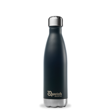Bouteille isotherme inox BLACK 500ml