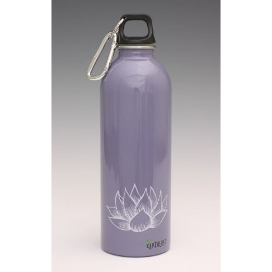 Bouteille inox LOTUS 1 litre d' EARTHLUST