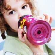 Gourde isotherme anti-fuite 350ml BALLERINES