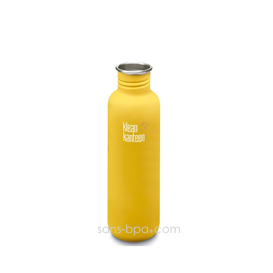 Gourde inox 800 ml SIERRA SUNSET * COAT *