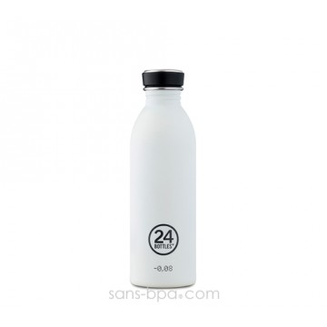 Gourde inox 500 ml URBAN - GLACIER