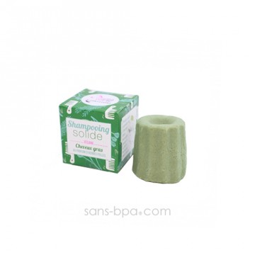 Shampoing solide Cheveux Gras - Herbes folles