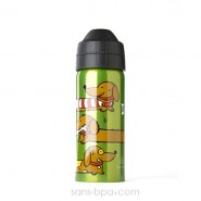 Cocoon - Little Chien - gourde 500 ml - Isotherme & anti-fuite - Ecococoon
