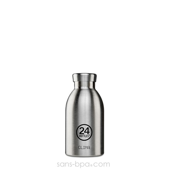Bouteille inox isotherme 500ml - CLIMA Inox