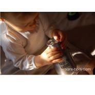 Petite bouteille inox de KLEAN KANTEEN