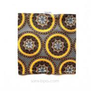 Sac à plats - Modèle Cercles jaunes