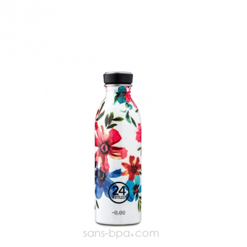 Gourde inox 500 ml URBAN - MAY