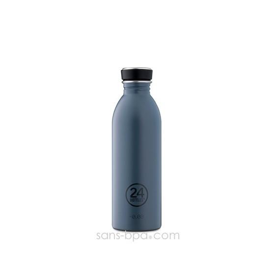Cabosse - Gourde inox 500 ml GREY - 24 Bottles