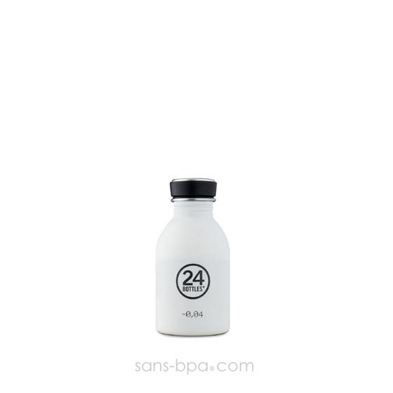 Mini gourde 250 ml URBAN - TUXEDO BLACK