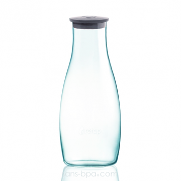 Carafe verre 1200 ml - Grey