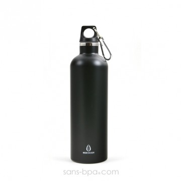 Bouteille isotherme 600ml MESSENGER