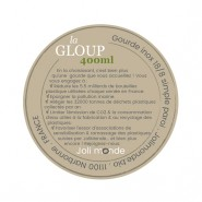 Gourde 100% inox 400 ml - La GLOUP
