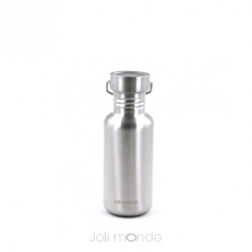 Gourde 100% inox 600 ml - La GLOUP