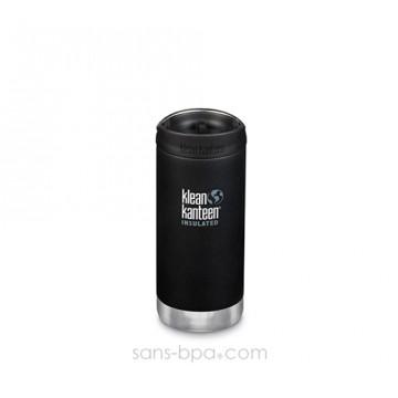 Gourde isotherme TKWide 355 ml - SHALE BLACK