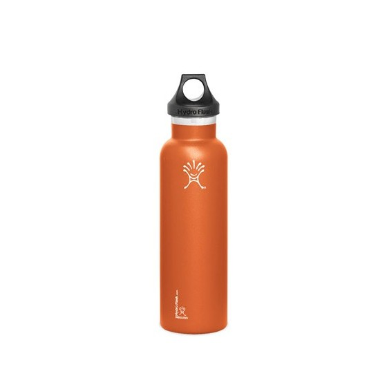 Bouteille inox Isotherme Orange Hydro Flask - 620 ml