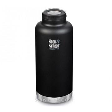 Gourde isotherme TKWide 1900 ml - SHALE BLACK