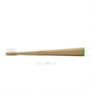 Brosse à dents bambou - CONICOLOR - Green
