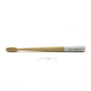 Brosse à dents bambou - RONDOCOLOR - Gris Crème