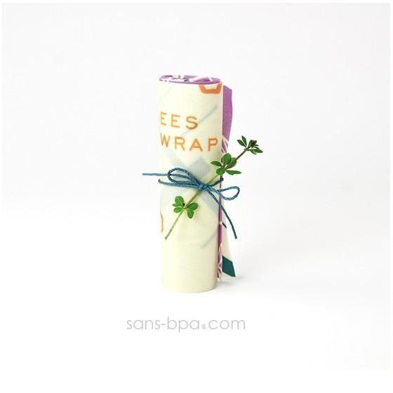 Lot 3 Emballages Bee's Wrap Mini's - Semaine Européenne de la Réduction des Déchets